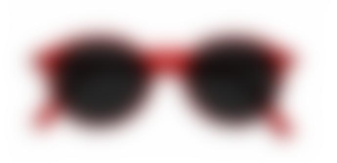 IZIPIZI Sun D Red Sunglasses