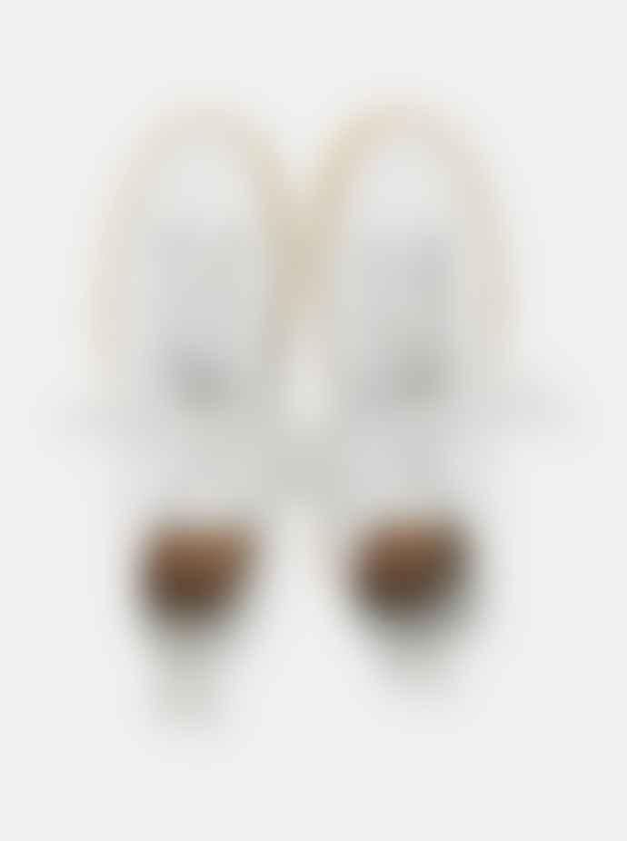 Yogi Footwear  Winstone Womens Crepe Boot White Leather