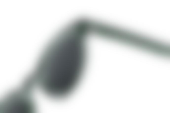 Monokle Eyewear Shiro Clear Green Sunglasses