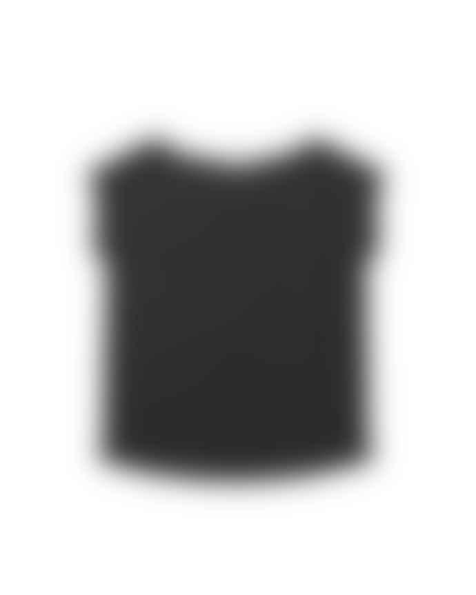 WEMOTO Black Nele Top