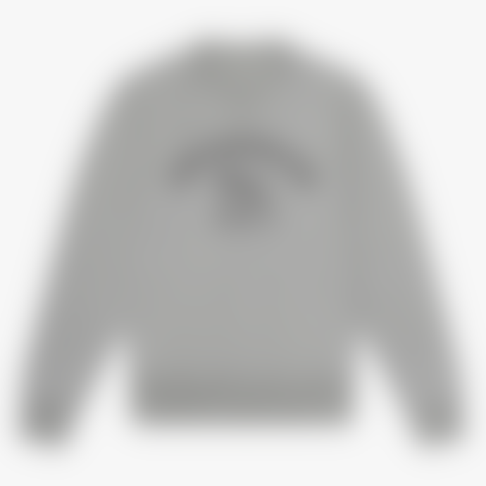 Knickerbocker Heather Grey Varsity Crew Sweatshirt