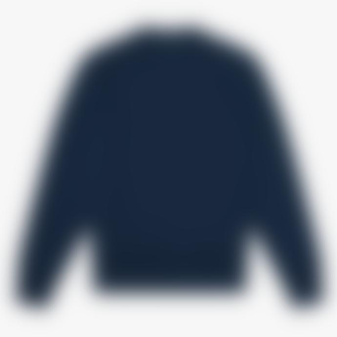 Knickerbocker Varsity Crew Sweatshirt Dusty Blue