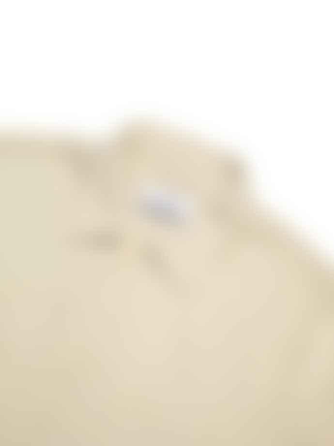 Wax London Chet Jacket Oyster Grey
