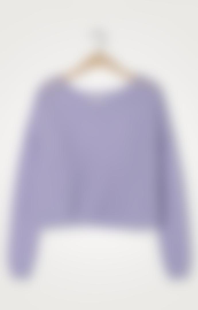 American Vintage Zazow Lilac Jumper