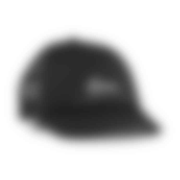Deus Ex Machina Black Peak Trucker Cap