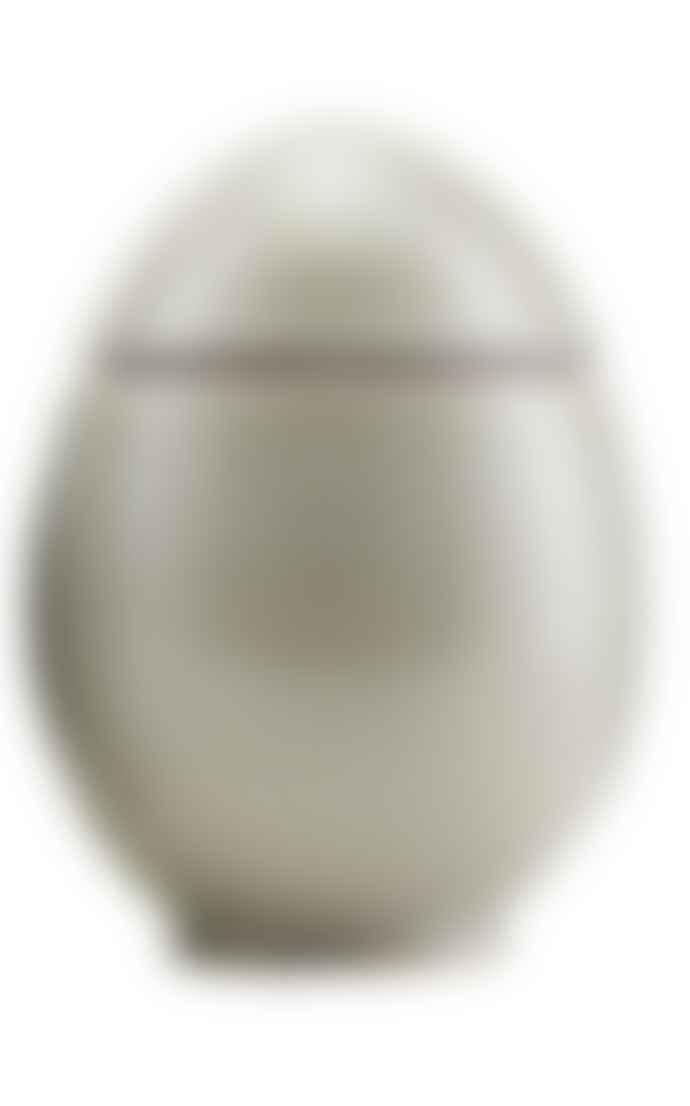 Nicolas Vahé  Ceramic Easter Egg With Chocolates