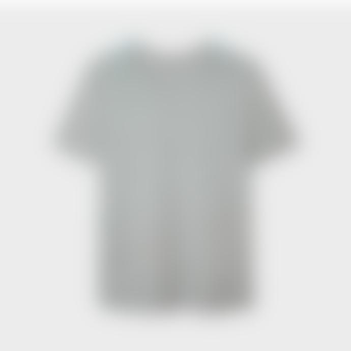 Paul Smith Beach Hut Photo Print Modal T Shirt