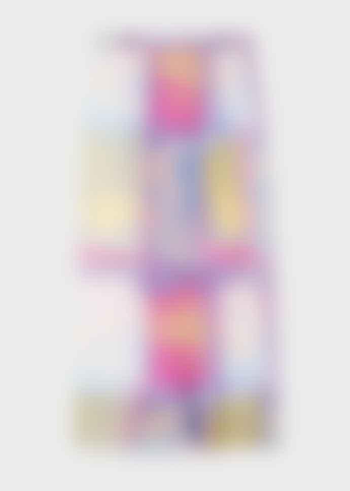 Paul Smith Multi Coloured Space Photos Print Skirt