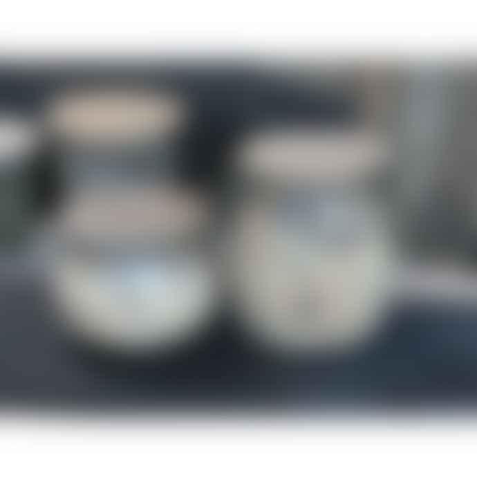 Chic Antique Large Vallet Storage Jar