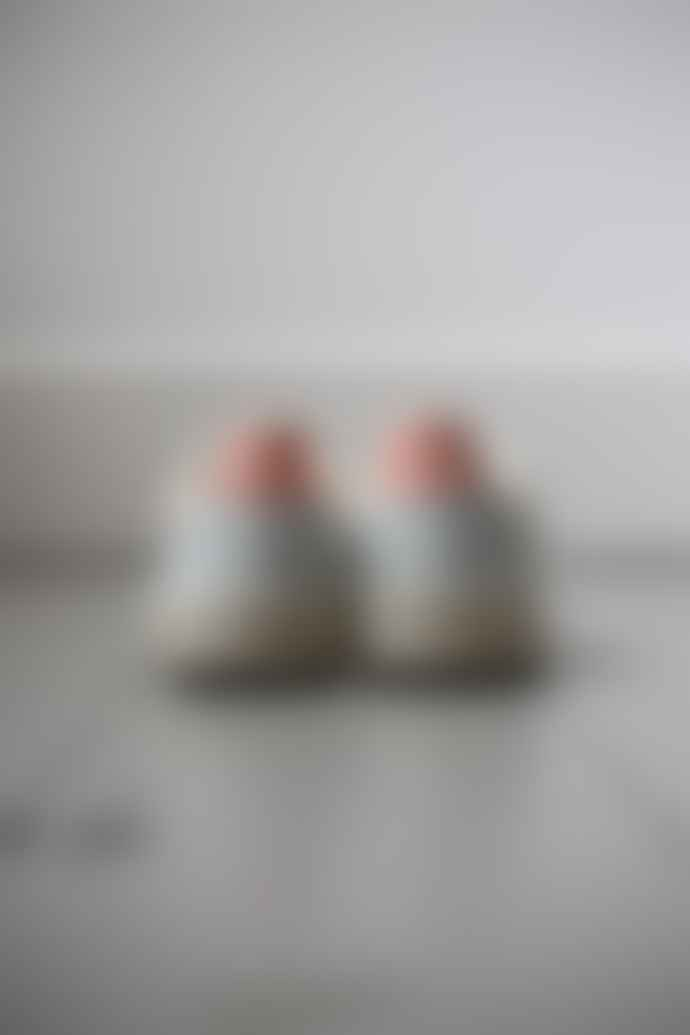 Veja Almond California Suede Sneakers