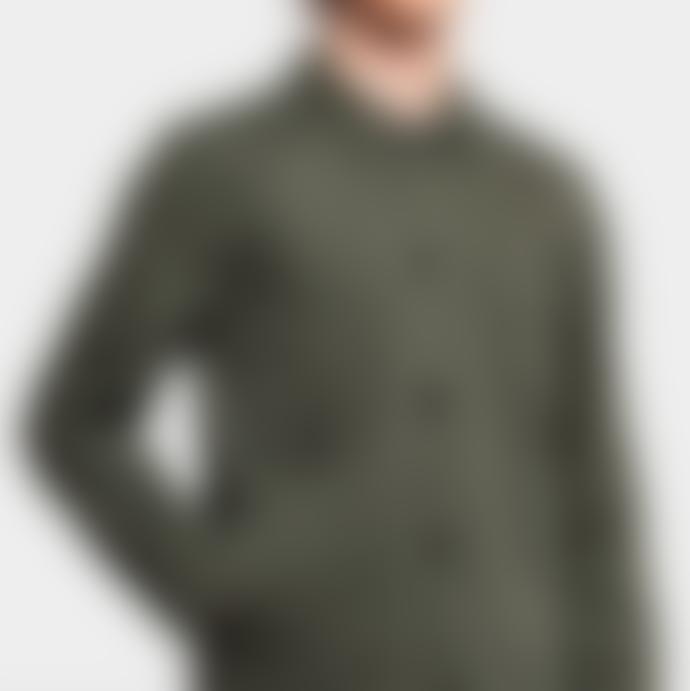 RVLT Shirt Jacket 7664 Army
