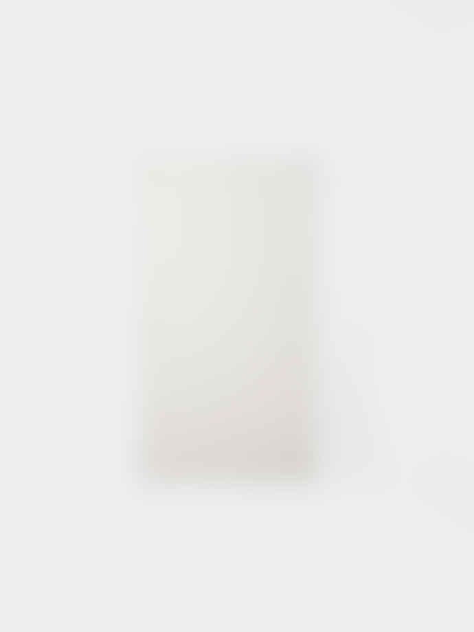 Ferm Living Off White Organic  Hand Towel
