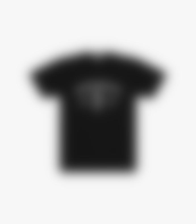 Knickerbocker Globe T Shirt Coal