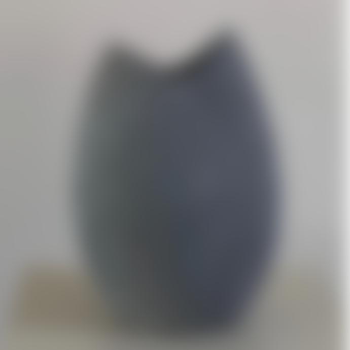 101 Copenhagen   Light Grey Sphere Vase Tulip