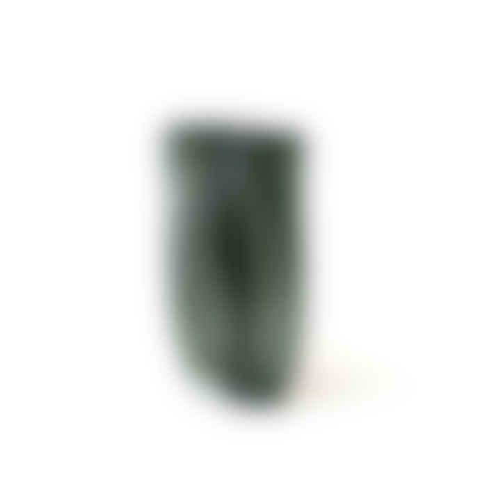 Olsson & Jensen Grey Glass Vase
