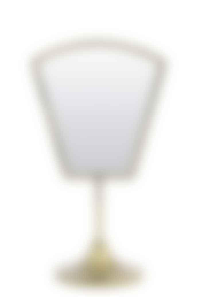 Light & Living Luan Antique Brass Free Standing Mirror