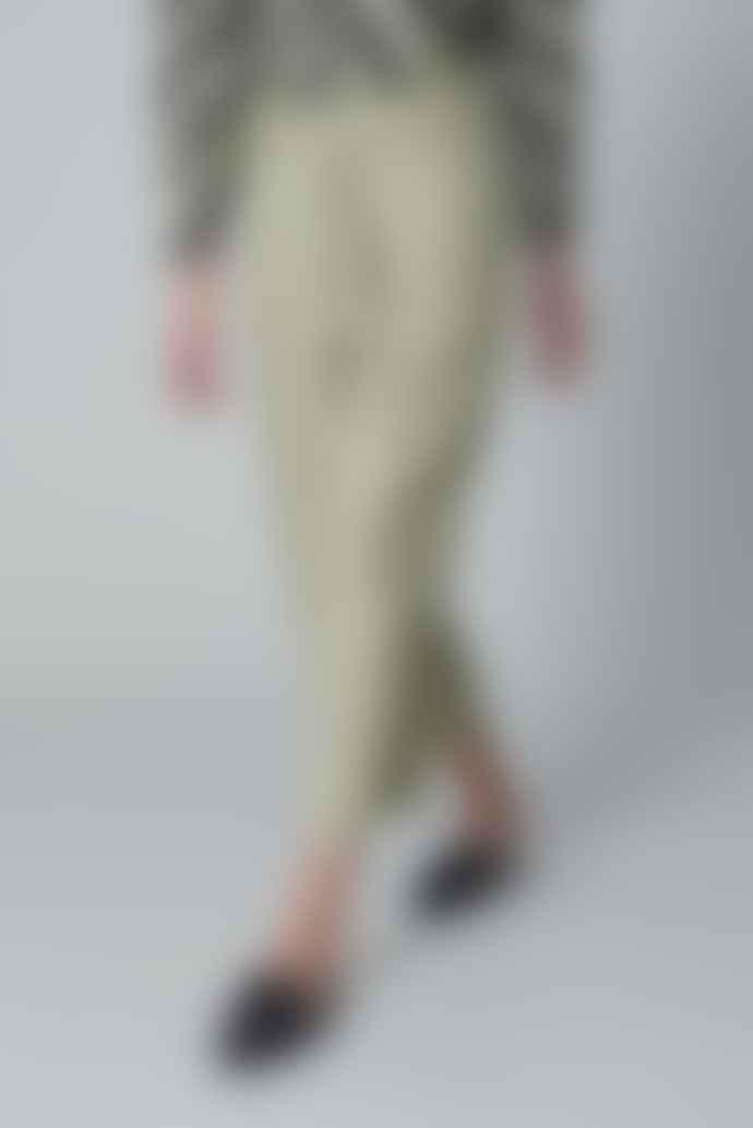 120% Grey P 1 W 29730253000 High Waist Trouser