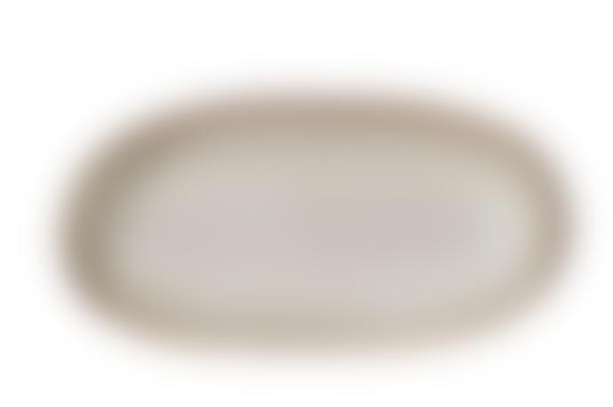 Bloomingville Grey Sandrine Serving Plate