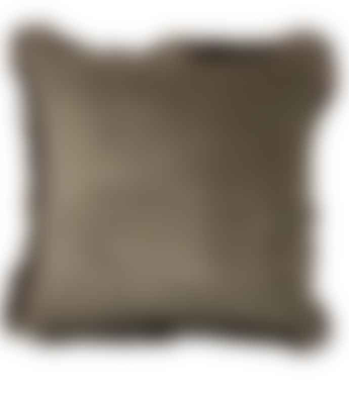 Day Birger et Mikkelsen  Velvet Cushion Cover Military