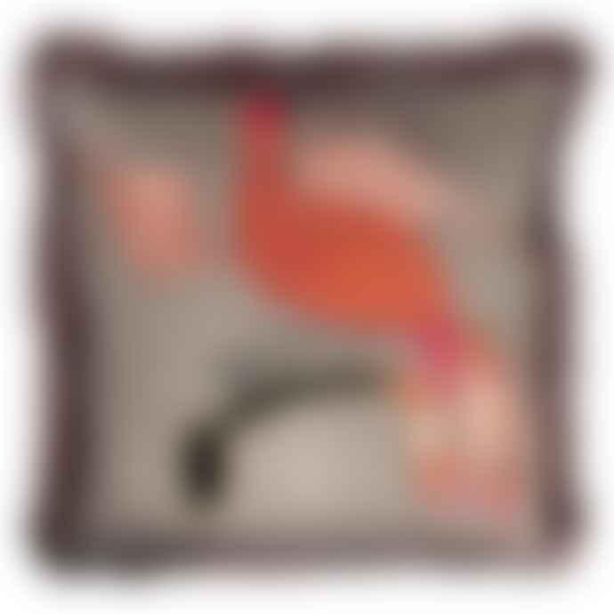Day Birger et Mikkelsen  Bird Of Paradise Silk Cushion Cover