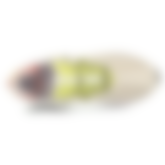 Arkk Copenhagen Off White and Neon Kinetics Suede W13 Shoes