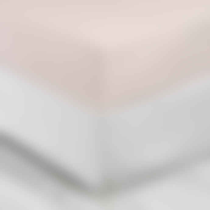 Wallace Cotton Stonewashed Cotton Fitted Sheet 200TC Double
