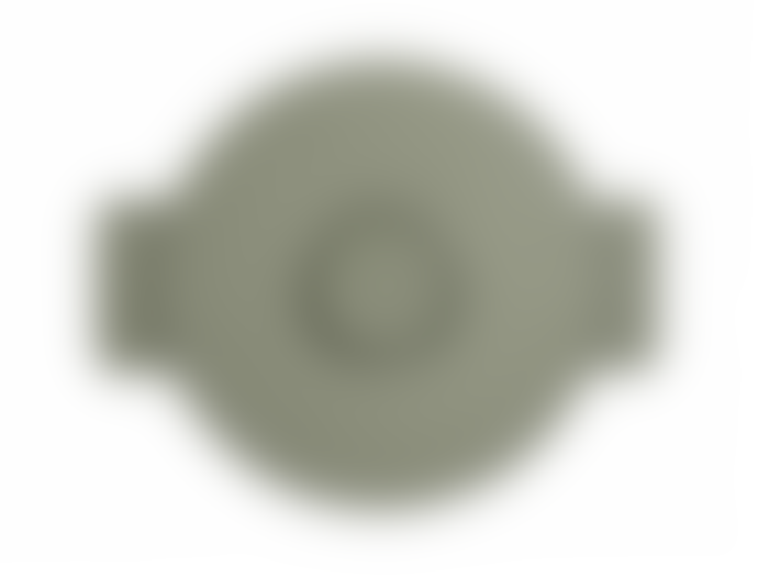 Serax Surface Casserole Enamel Cast Iron Camogreen 4.2L