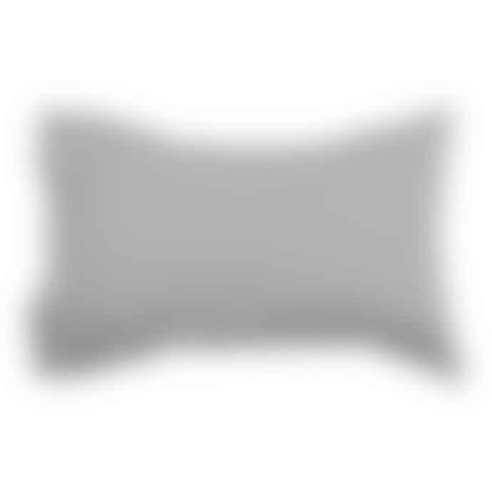 Wallace Cotton Stonewashed Cotton Standard Pillowcase Set 200TC Grey