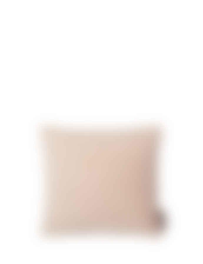 Cozy Living Dusty Rose Mini Velvet Cushion