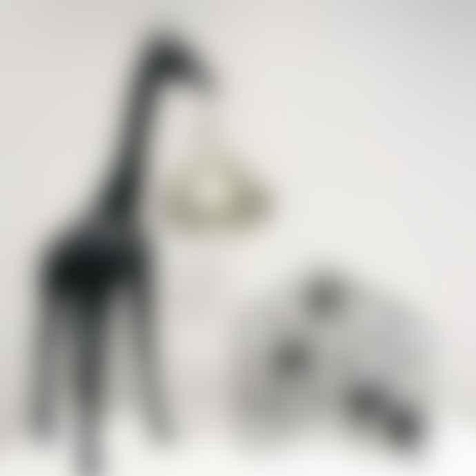 Qeeboo Black Giraffe In Love XS Lamp (3 colours)