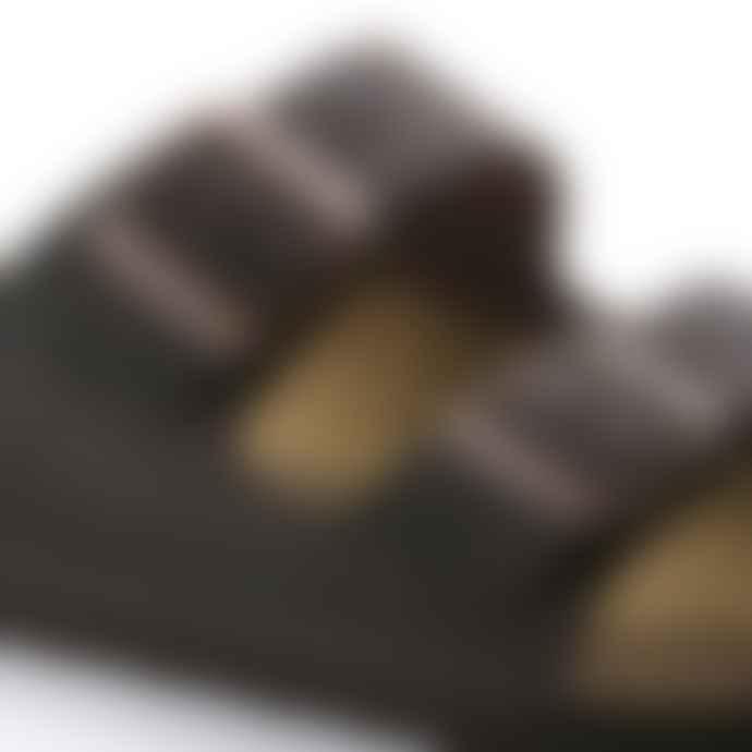 Birkenstock Arizona Habana Oiled Leather Sandals