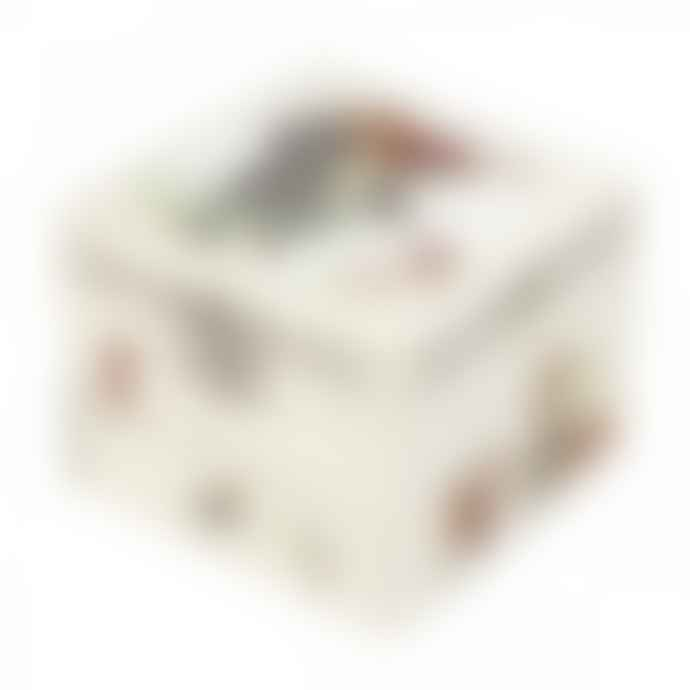 Trousselier Ivory Ernest and Celestine Musical Cube Box