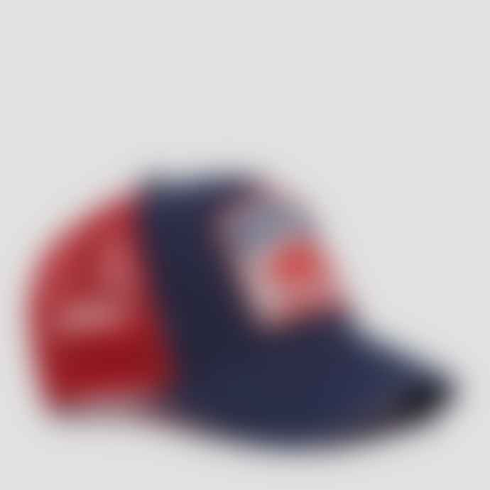 Replay Baseball Cap With Vintage Graphic