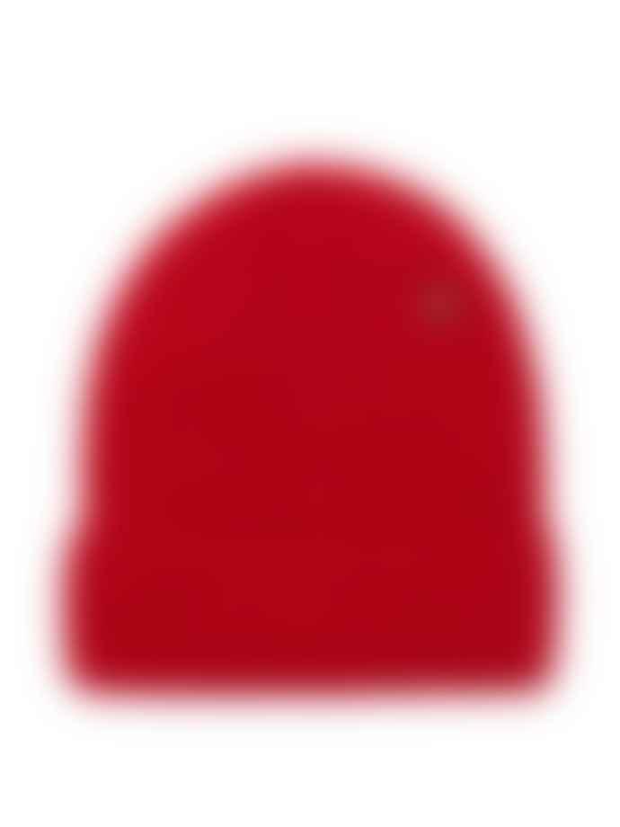 CASIMIER Cashmere Cap Jules Red