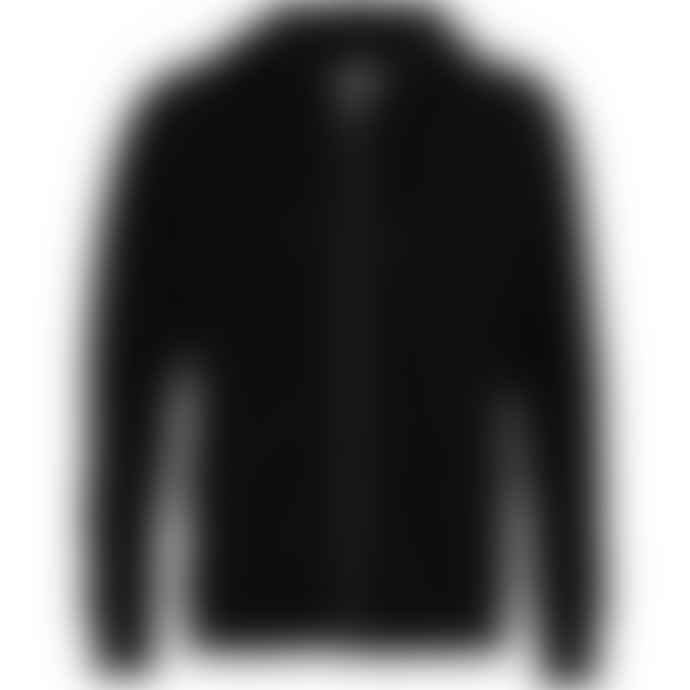 Colorful Standard Deep Black Classic Organic Zip Hood