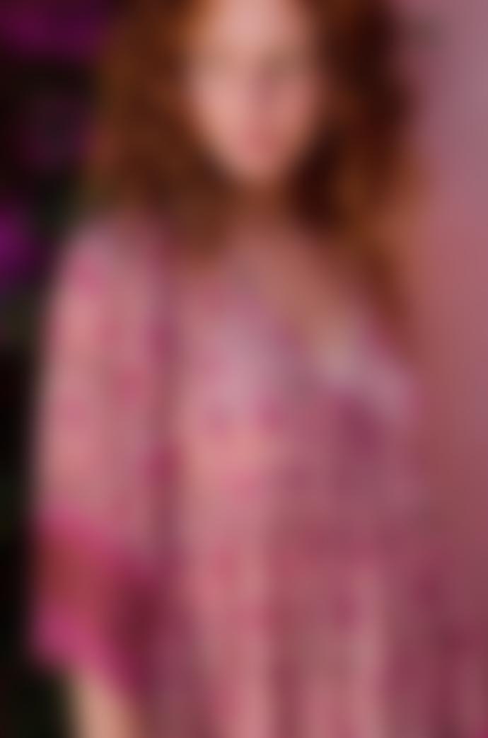 Louise Misha Short Dress Otti Vintage Flowers
