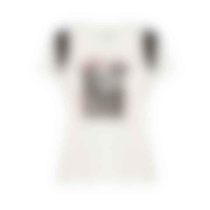 MKT Studio Tonya Blondie T Shirt White