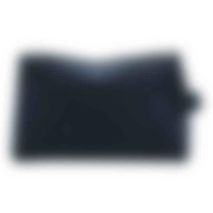 Wallace Cotton Andorra Velvet Bath Bag Navy