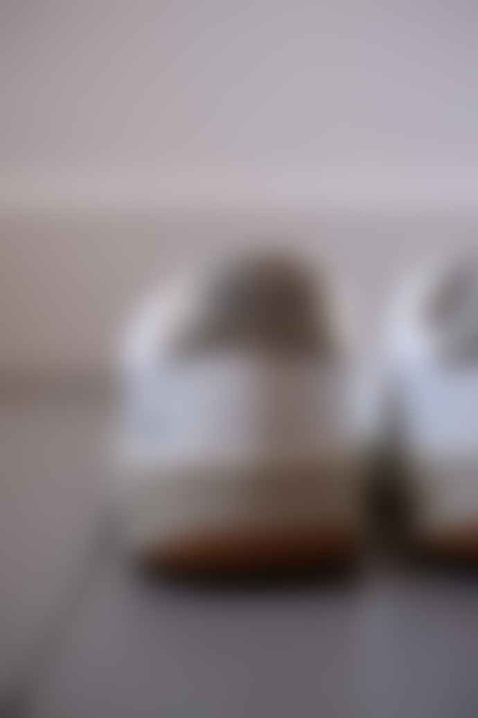 Veja V 12 B Mesh White Natural Sneakers