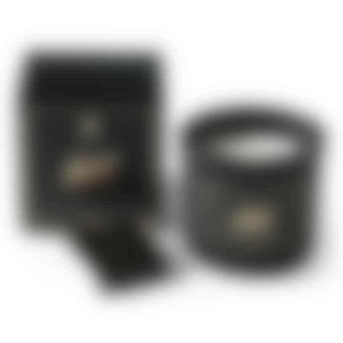 Me&Mats Luxury Scented Candle Leo Gold Black