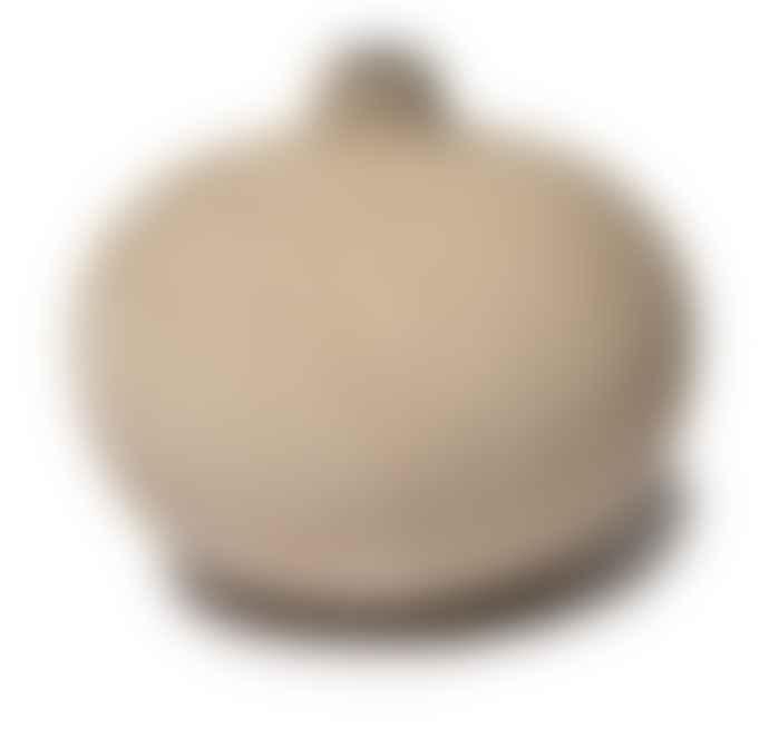 Lindform Bari Vase Medium Sand Medium