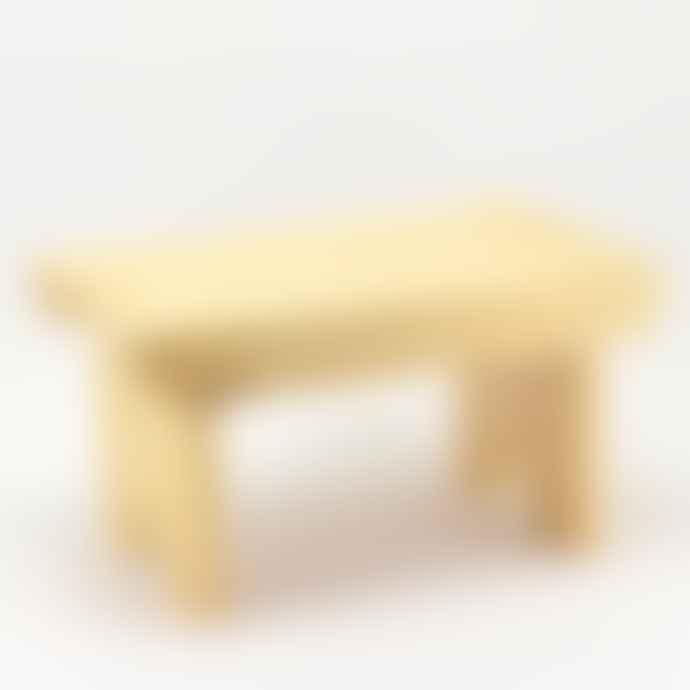 casa atlantica Pine bench