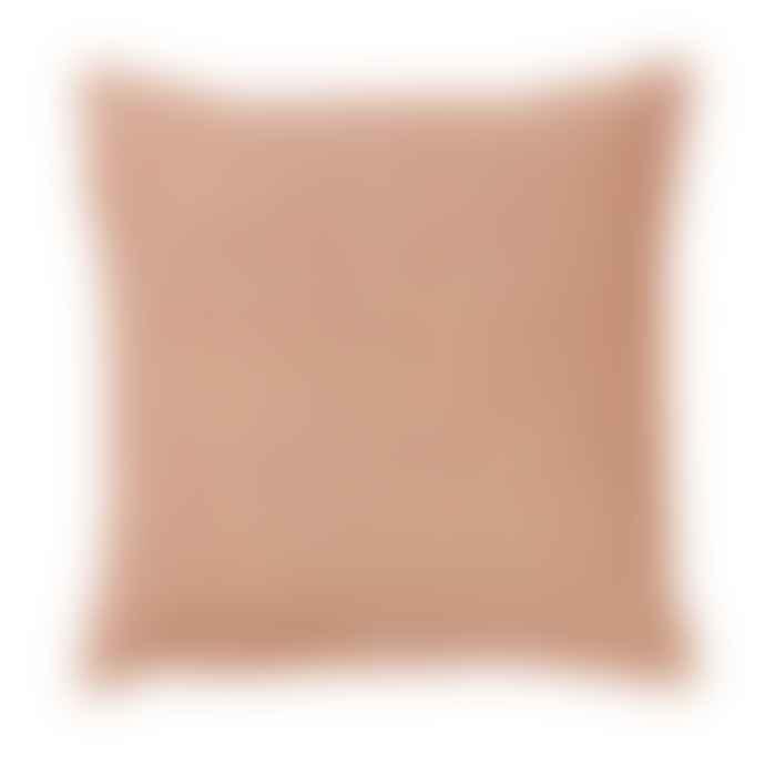 Bungalow Linen Cushion Cover Melon 50x50cm