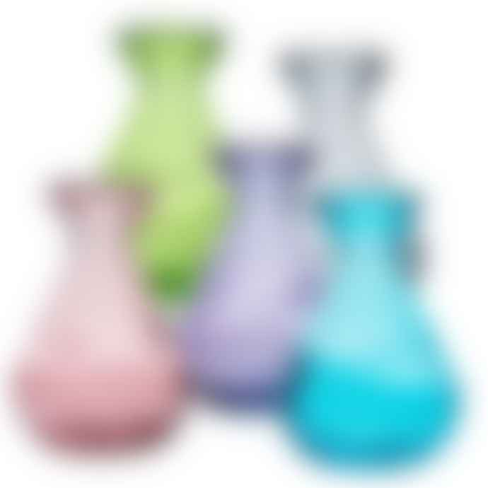 Wyld Home Set of 5 Bulb Vases