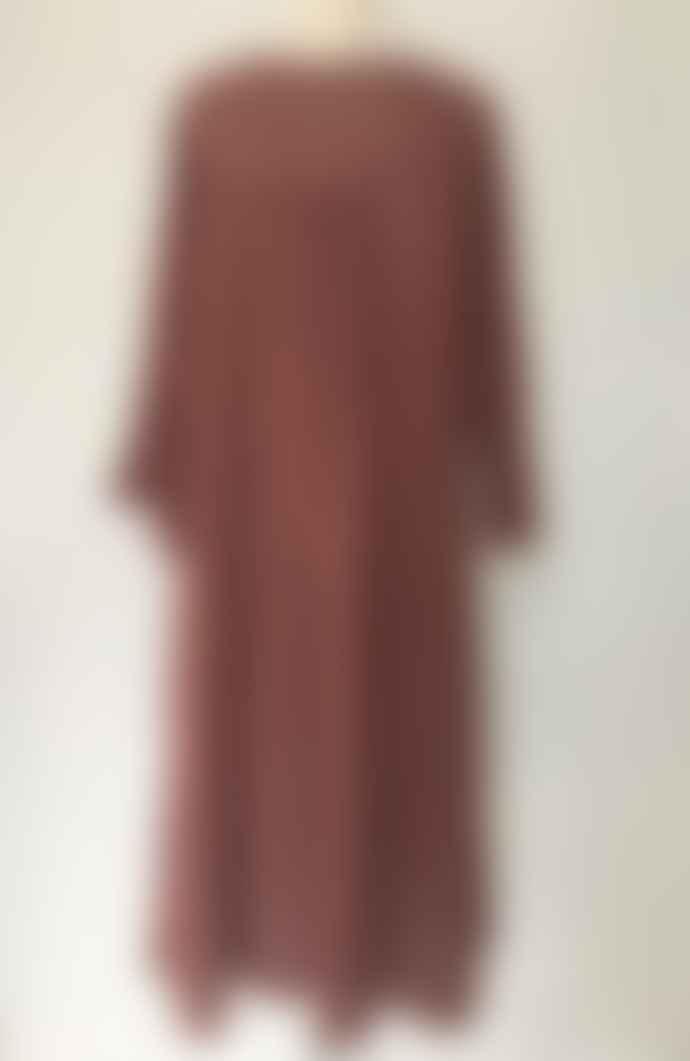 Transit SS20 Rust Dress