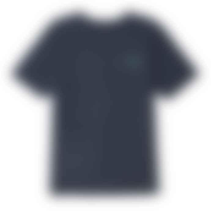 Dark Seas Headmaster Tee Shirt Navy