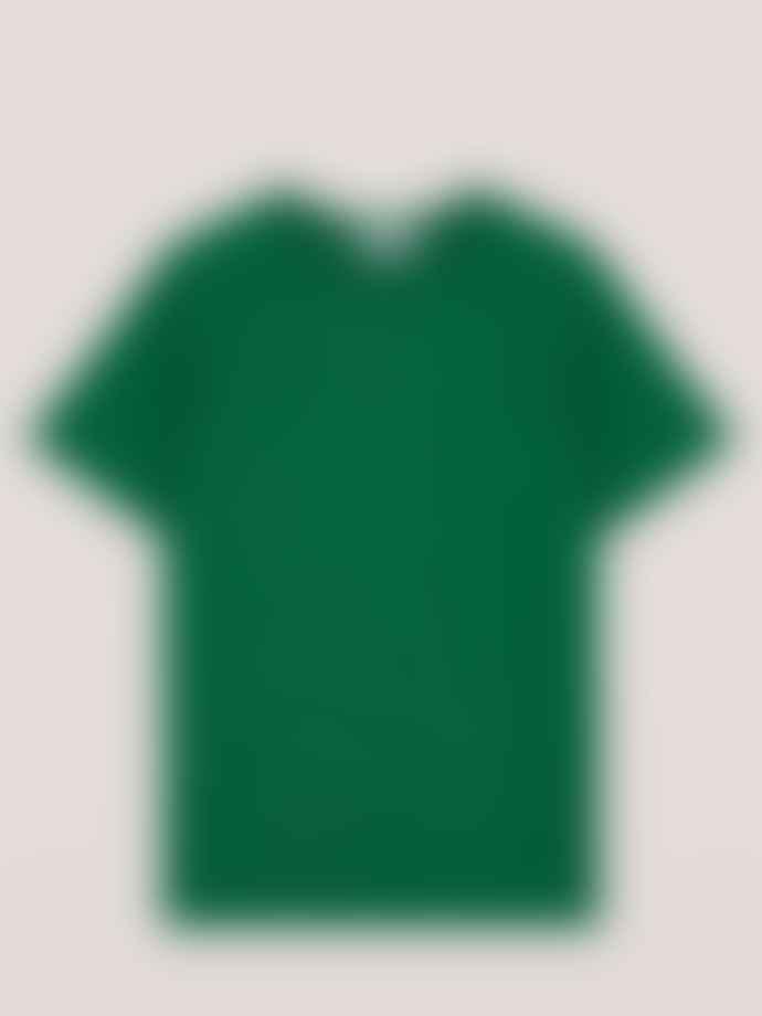 YMC Wild Ones Pocket T Shirt In Green