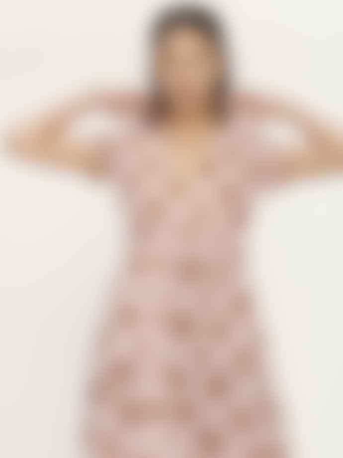 SamsoeSamsoe Klea Long Dress In Foulard