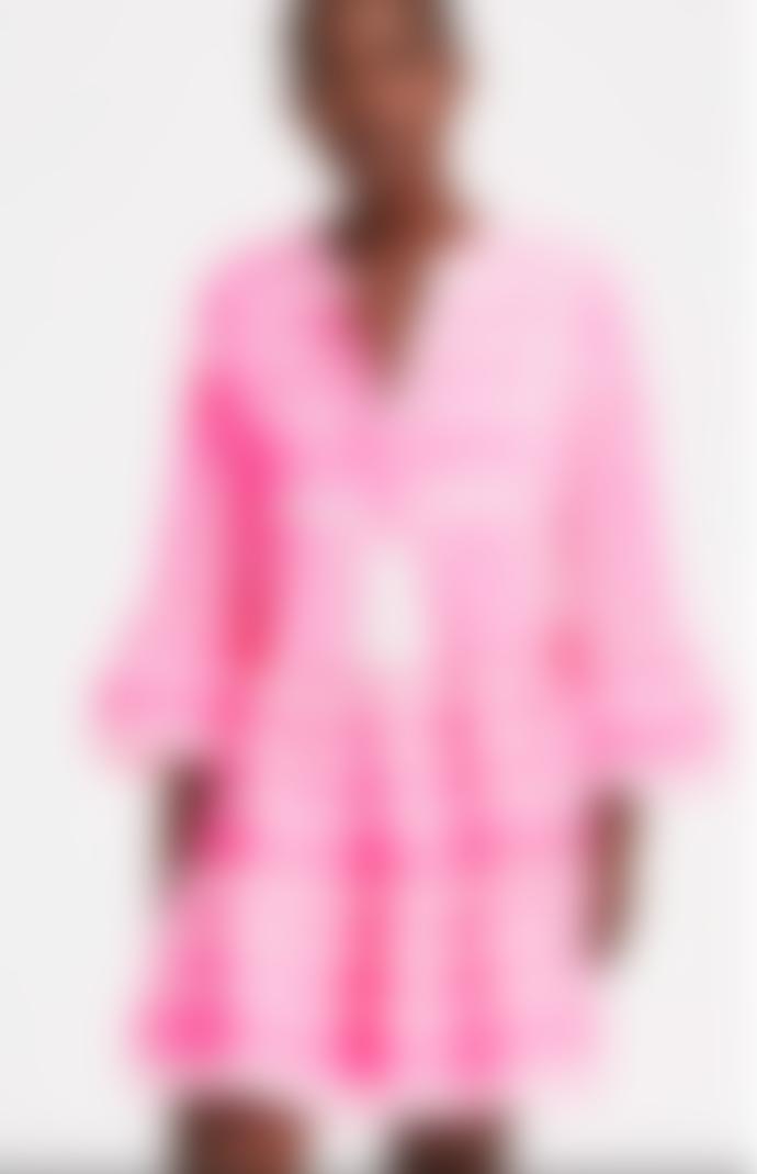DEVOTION Ella Pink Short Dress