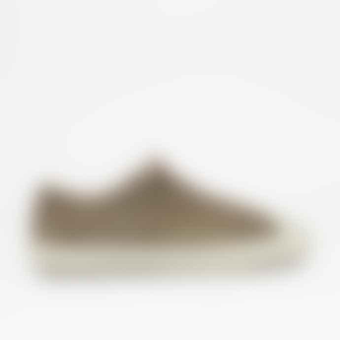Sneaky Steve  Swing Low Suede Khaki Sneaker
